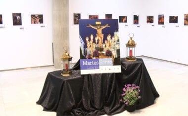 """Queda inaugurada al público la exposición """"Incienso y Silencio"""""""