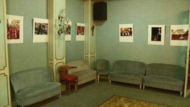 La exposición puede visitarse en el Círculo Cultural del Casino de Jumilla