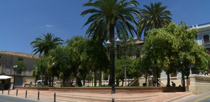 Plaza de la Constitución, Casco Antiguo de Jumilla