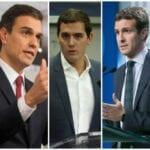 Esta media noche empieza la campaña electoral de las nacionales del 28A