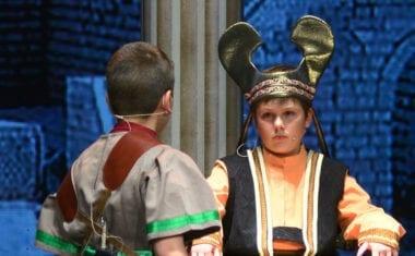 El Prendimiento Infantil llena el Teatro Vico
