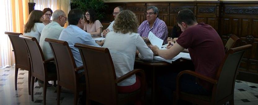 Reunión Junta de Gobierno Local
