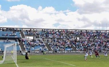 El FC Jumilla pierde en Badajoz en el tiempo de añadido