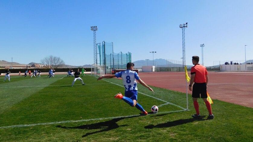 La permanencia en Segunda B del FC Jumilla se juega en el Uva Monastrell