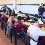 El IV Torneo de Ajedrez de la Asociación de Moros y Cristianos 'Don Pedro I' de Jumilla bate récord de participación