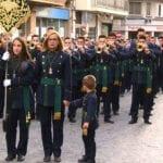 El Vico se quedó pequeño para el X Certamen de Cornetas y Tambores 'Ciudad de Jumilla'