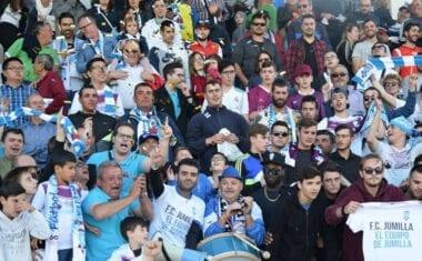 El Fútbol Club Jumilla establece Día del Club para el derbi con el Real Murcia
