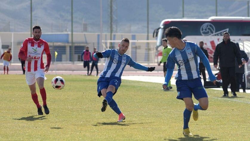 El FC Jumilla viaja a Ibiza a por los 3 puntos para mantenerse fuera de la zona del descenso