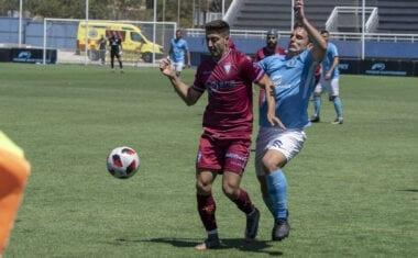 El FC Jumilla naufraga en las Islas Baleares