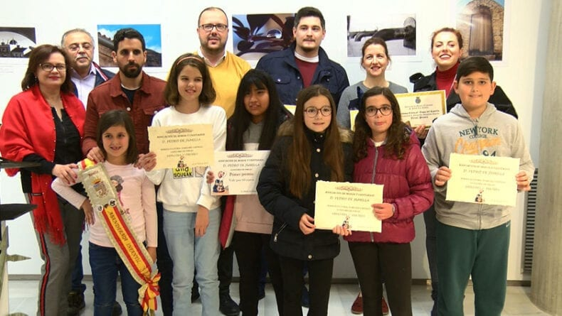 Entregados los premios del IV Concurso de Dibujos y IV Concurso de Fotografía