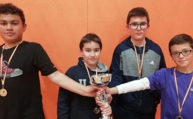 Alumnos del Miguel Hernández y Carmen Conde participaron en el II Campeonato Regional de Ajedrez por equipos