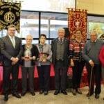 La Cofradía del Rollo celebró su misa y comida de hermandad 2019