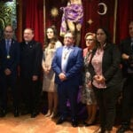 La Real Cofradía de Nuestro Padre Jesús Nazareno entregó sus galardones 'Cofrades de Honor 2019'