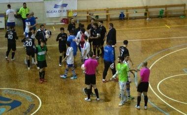 Al Club Jumilla FS se le complica mucho la salvación tras la derrota en casa con Mejorada