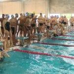 Más de un centenar de nadadores participaron en los 'III Largos Solidarios Ciudad de Jumilla'
