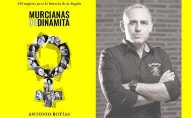 Antonio Botías recupera la memoria de 150 mujeres de la historia de Murcia