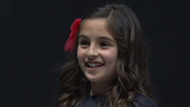 Reina infantil 2019, Xenia Gómez Calpena