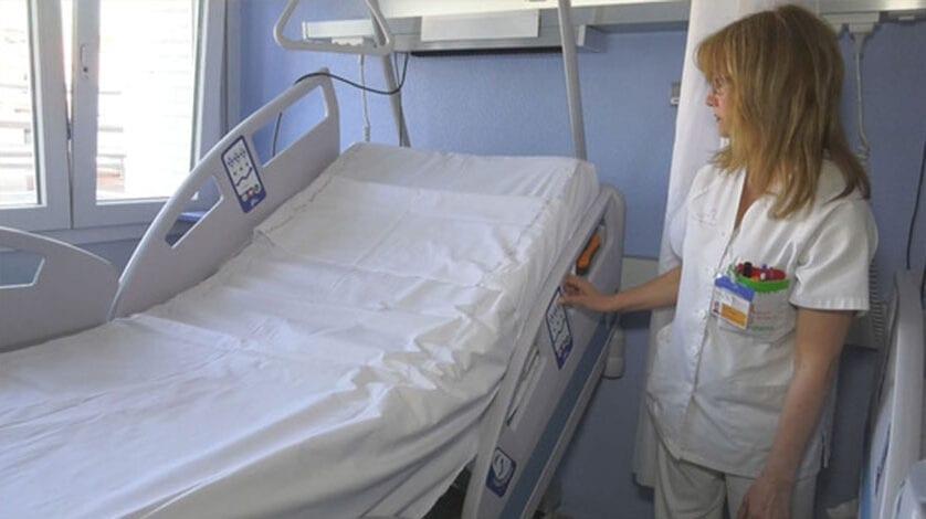 El hospital Virgen del Castillo renueva su mobiliario de habitaciones