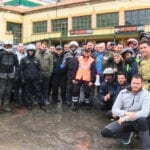 El Club Ocio y Aventurá cerró la temporada con una última ruta