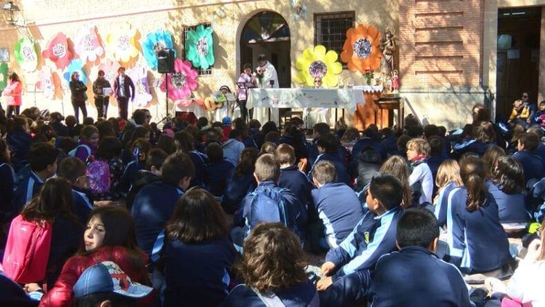 Semana Cultural del centro concertado Santa Ana