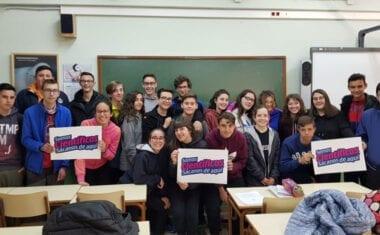 """4ºA del IES Infanta Elena seleccionados para """"Somos científicos, ¡sácanos de aquí!"""""""