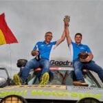 El equipo jumillano '4×4 Montesinos – Saúl Motorsport' se lleva la victoria en la Maroc Challenge 2019