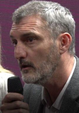 Óscar Urralburu, candidato a la Presidencia de la Región de Murcia