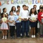 El colegio Cruz de Piedra celebró su  XXII Certamen Literario