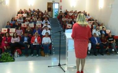 El PSOE pide a los ciudadanos que acudan masivamente a votar el próximo domingo