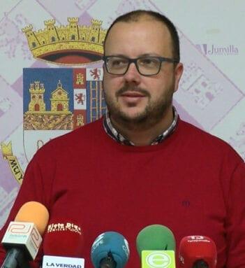 Alfonso Pulido, concejal de Hacienda en funciones