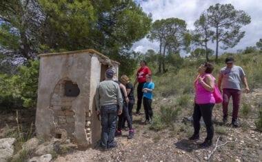 El Museo de Etnografía realiza una excursión a la Ruta de los Aljibes