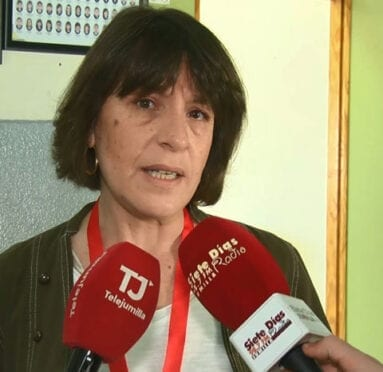 Ana López, Concejal en Funciones de IU