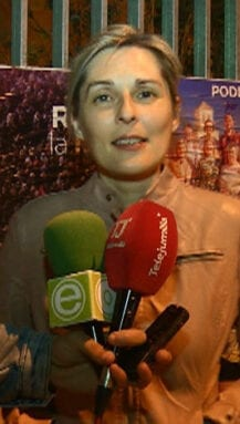 Ana Semitiel, Podemos