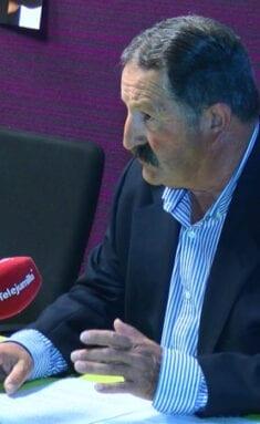 Atanasio Molina, número dos en la Candidatura Municipal