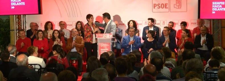 Candidatura del PSOE a las Elecciones Municipales del 26 de mayo