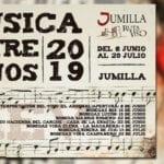 """Cuenta atrás para que comience """"Música entre Vinos 2019"""""""