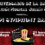 La Asociación Musical Julián Santos celebra el XXV Aniversario de la Bandera
