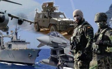 La Armada visita Jumilla a solicitud del SEF