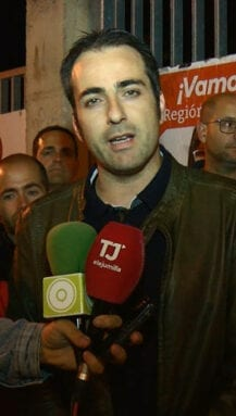 Ginés Pedro Toral, Ciudadanos