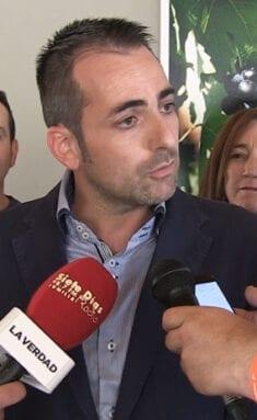 Ginés Pedro Toral, candidato de Ciudadanos a la Alcaldía de Jumilla