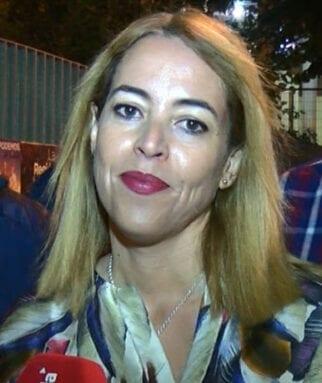 Isabel Sánchez Azuar, candidata a la Alcaldía de Jumilla por Vox