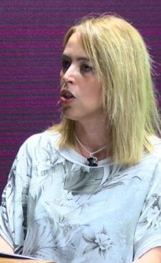 Isabel Sánchez Azuar, candidata a la Alcaldía de Jumilla