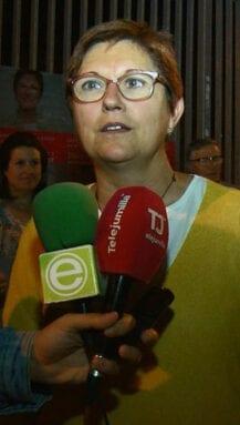 Juana Guardiola, PSOE