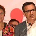 Juana Guardiola presenta la candidatura socialista a las municipales arropada por los afiliados y simpatizantes del partido