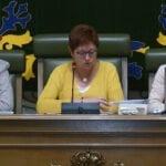 El pleno aprueba impulsar la declaración de la Sierra de Santa Ana como Bien de Interés Cultural con categoría de sitio histórico