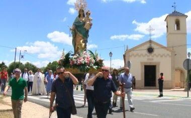 Fiestas patronales de la Fuente del Pino