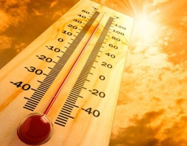 Las temperaturas siguen batiendo récords