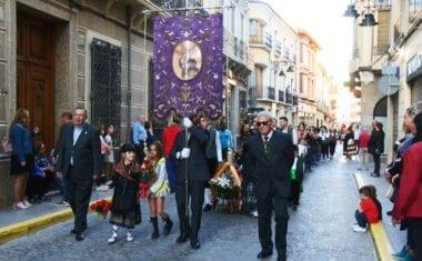 La Ofrenda de Flores al Cristo, una entrañable tradición