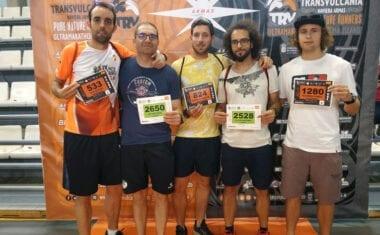 Hinneni Trail Running estuvo en la Transvulcania de La Palma con un buen número de atletas