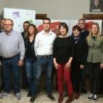 Izquierda Unida-Verdes presenta una lista que su líder cataloga de unida y comprometida